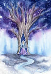 Lady of the Tree