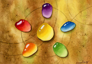 Infinity Stones by LucieOn