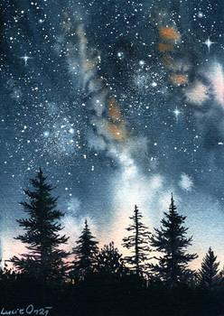 Galaxy Forest II
