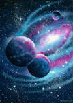 Blue Nebula II