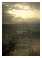Vienna from the Sky by Akrepheus