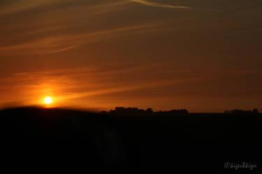 a Soft Sunset by kiger8kiger