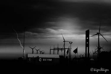 Heavy Storm by kiger8kiger