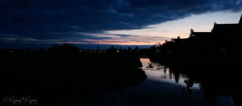 Dutch Sunset by kiger8kiger