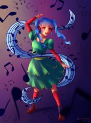 Rika-chan Dancing