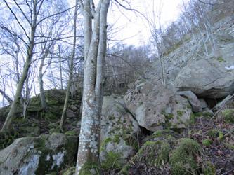 Swedish Cliffs 2 by irwingreylord