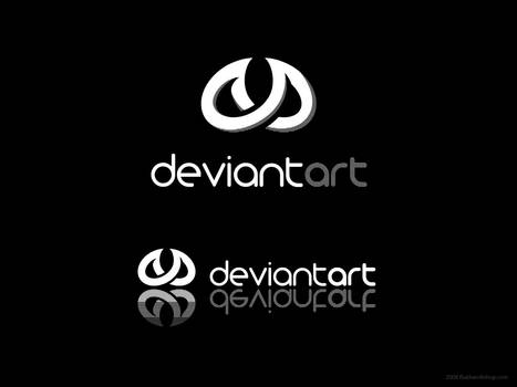 dA Logo Design