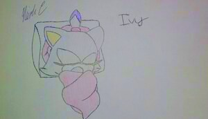 Silvaze- Ivy by XxFiery666xX