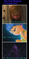 Inside Out: Sadness is a Strength