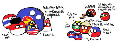 ASEAN in a nutshell by Tringapore
