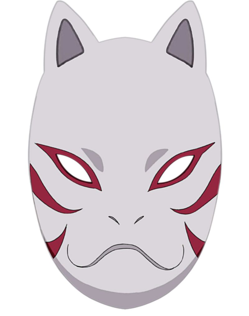 Kakashi-anbu-mask by majd79 on DeviantArt
