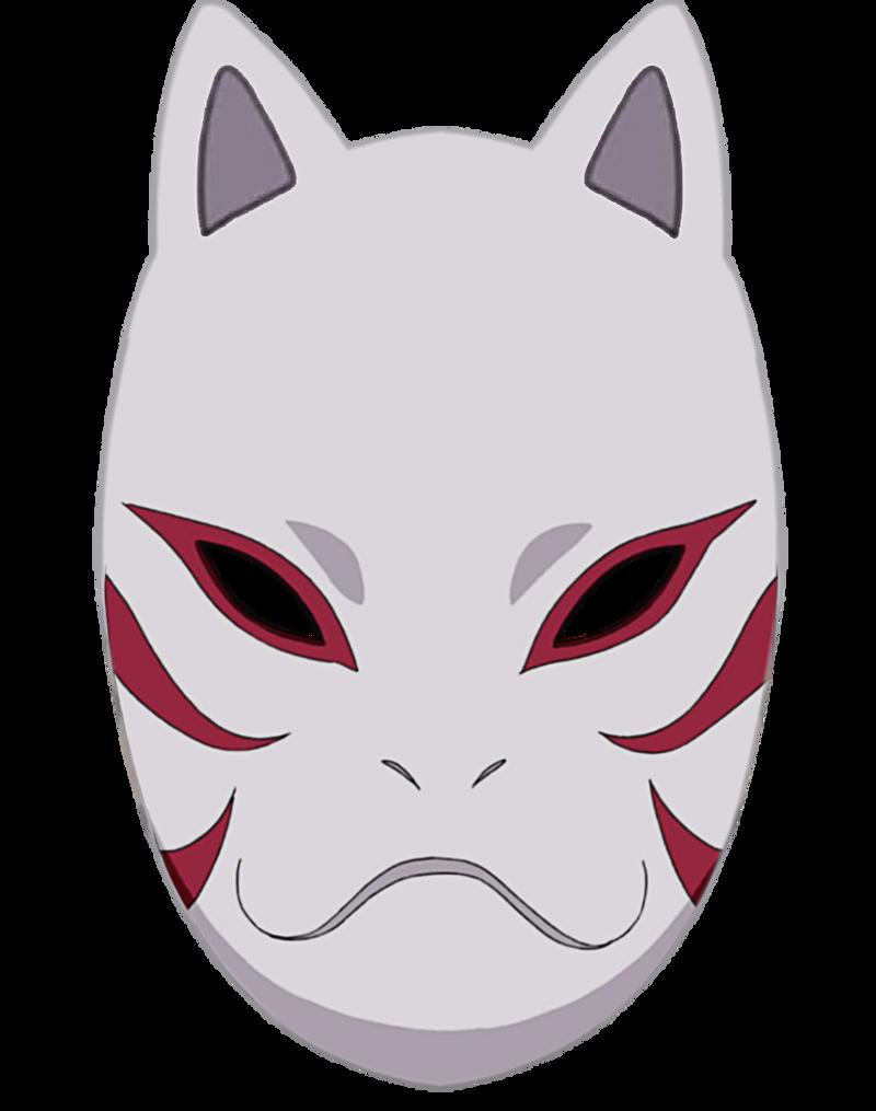 Kakashi-anbu-mask by majd79 on DeviantArt