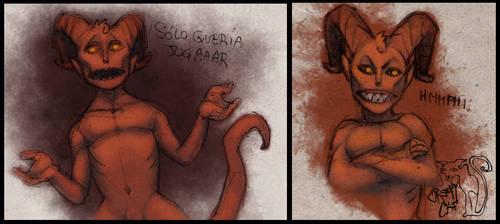 Cojuelo sketches