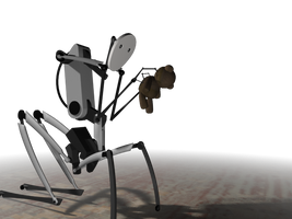 The Mechanical Ghost