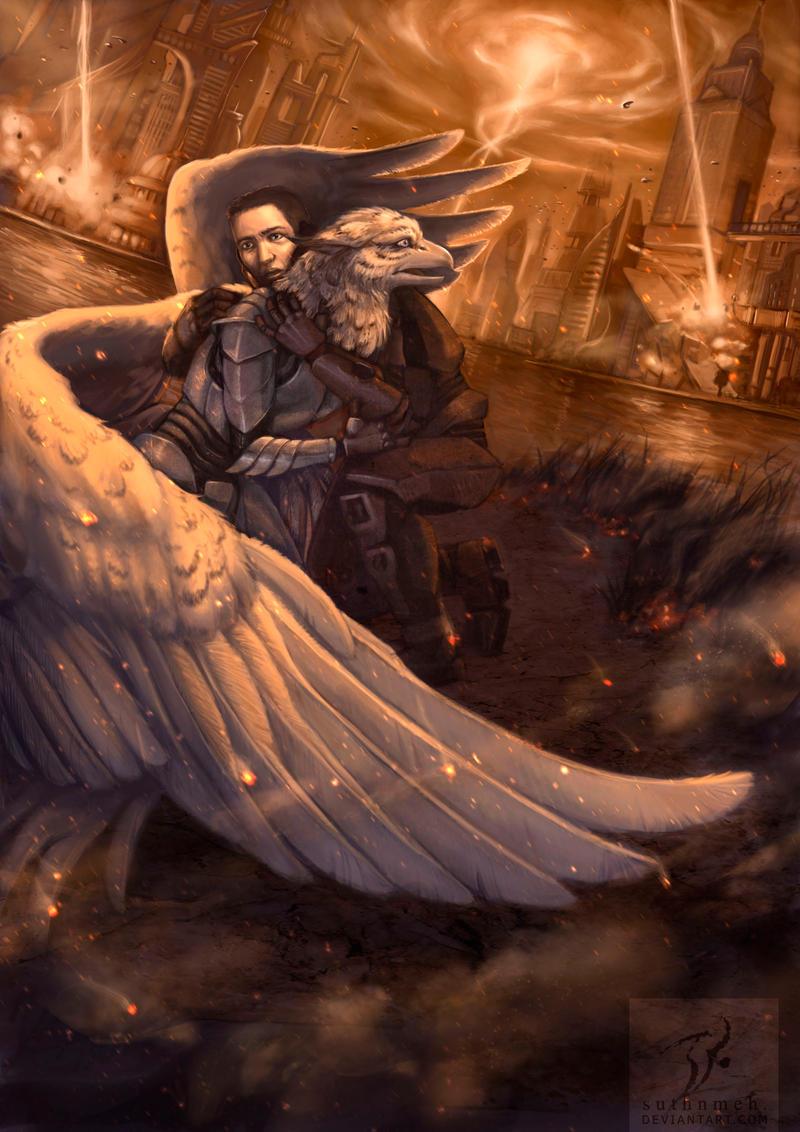 Hellfire by suthnmeh