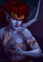 Demona by suthnmeh