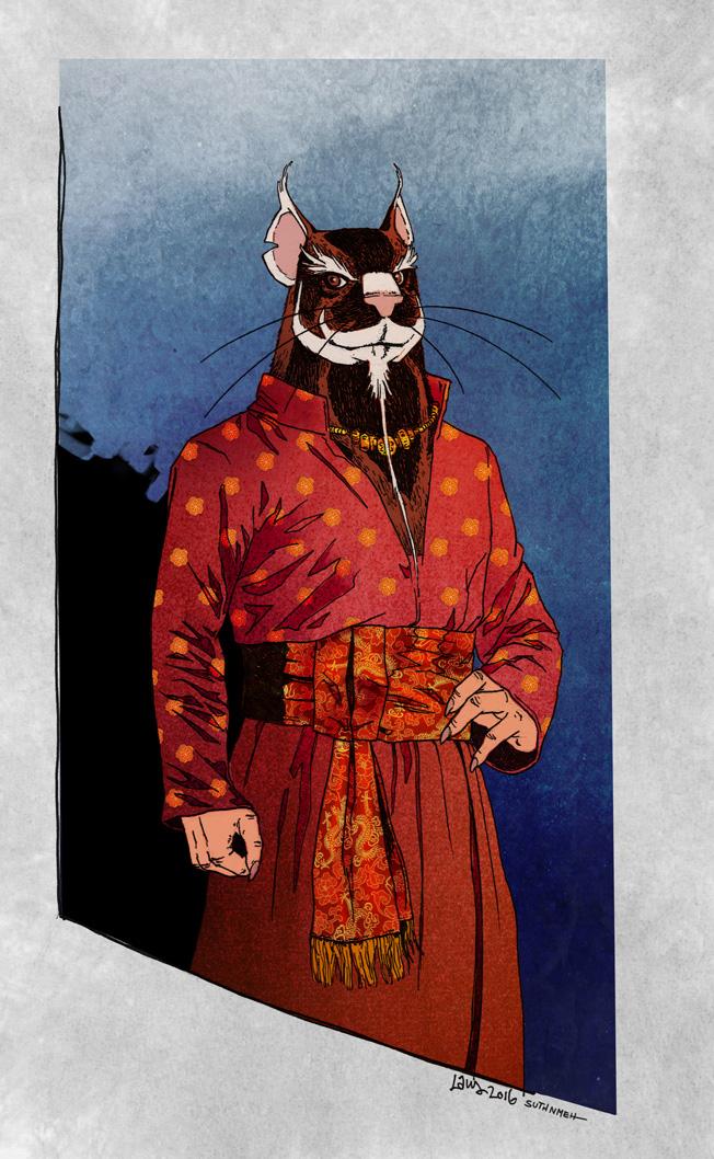 Splinter king of Siam by suthnmeh