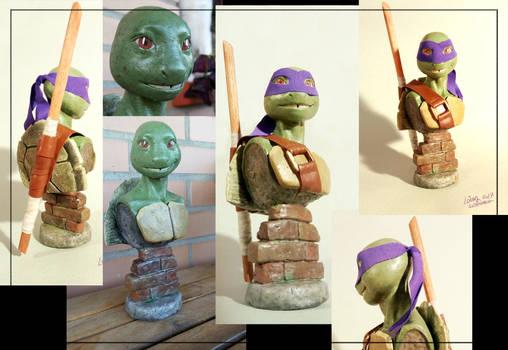 Tmnt Donatello Bust 2