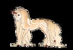 Boucle Unicorn Import F223