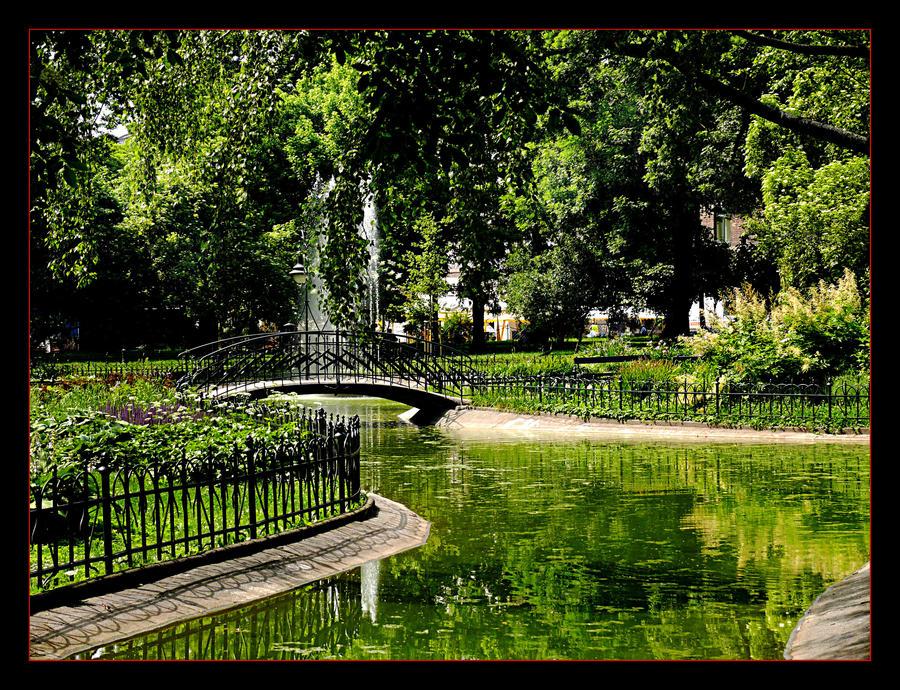 Eden In The Heart Of City- 2 by skarzynscy