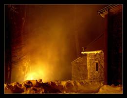 In Cold Winter's Night - 2 by skarzynscy