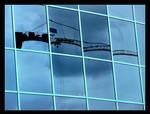 Reflection - Crane Without Leg by skarzynscy