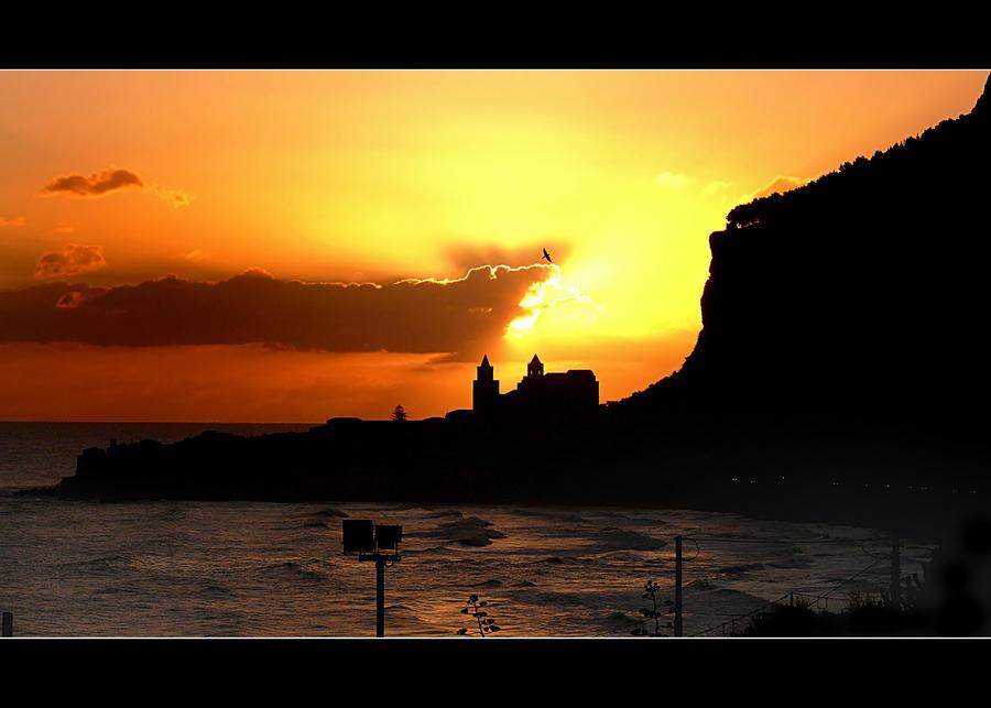 Sunrise - Cefalu - Sicilia - 1 by skarzynscy