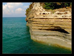 Colours Of Earth - The Coast Of Corfu - 2