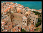 Over The Roofs - Duomo - Cefalu