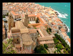 Over The Roofs - Duomo - Cefalu - 2
