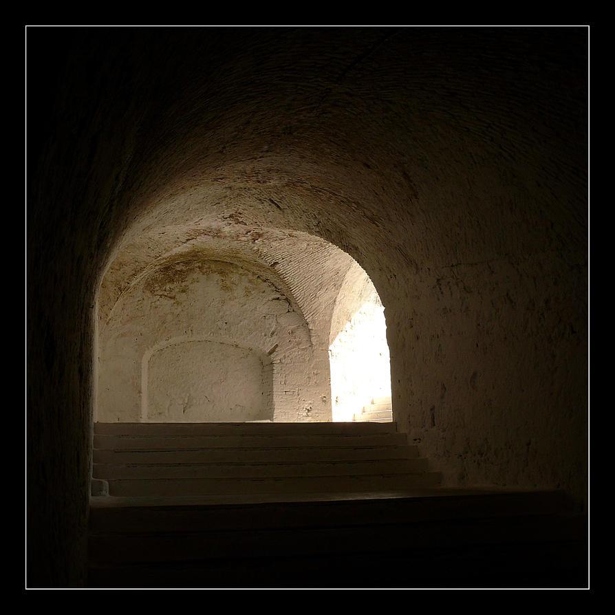 Out Of Hades - Fortress In Corfu - Greece by skarzynscy