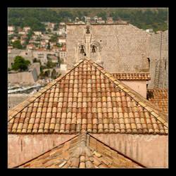 Roofs Of Dubrovnik - 2 by skarzynscy