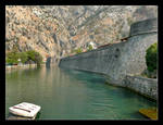 The Walls Of Kotor - Montenegro