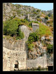 Over The Kotor - City Walls
