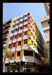 Colors And Architecture - Santa Cruz De Tenerife