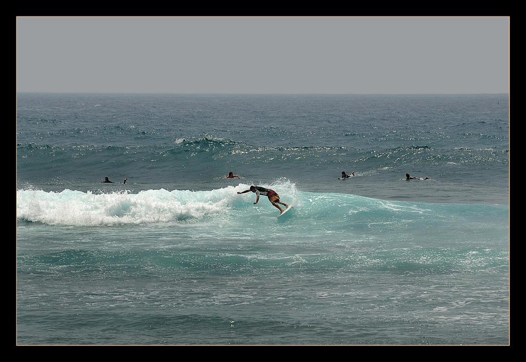 Surfin' - Tenerife by skarzynscy