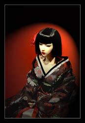 Geisha by skarzynscy