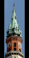 Tower Of St. Joseph Church - Cracow