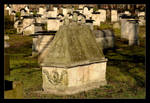 The Cemetery At The Remuh Synagogue In Cracow - 2