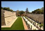 Walls Of Mdina