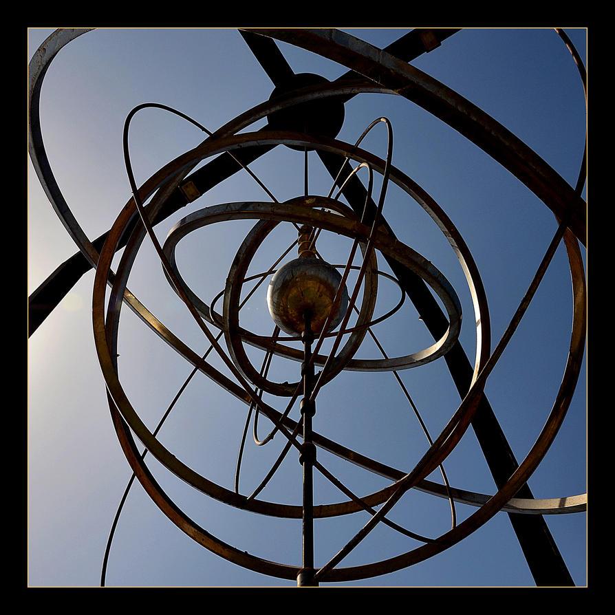 Sun And Sphere by skarzynscy