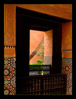 The Colours Of Morocco - Tombeaux Saadiens by skarzynscy