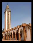 The Colours Of Morocco - Mosque