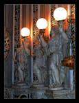 Saints And Lamp...