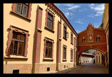 Pijarska Street, Cracow by skarzynscy