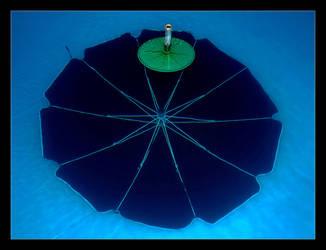 Drowned Hotel Umbrella by skarzynscy
