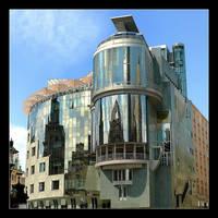 Haas Haus by skarzynscy