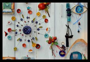 On White Door by skarzynscy