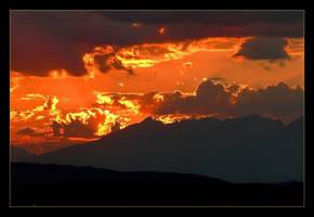 Burning Sky by skarzynscy