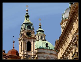Praha - Over Head by skarzynscy